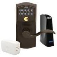 Schlage link,schlage home automation, schlage keypad lever