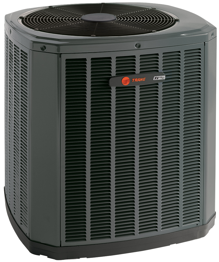 Trane xv18 variable speed air conditioner bay area services for Variable speed condenser fan motor